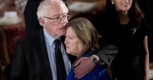 Bernie Sanders' Wife the Focus of FBI Probe Over Shady Real Estate Deal