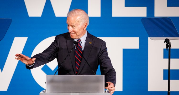 "Joe Biden Calls For ""Universal Medicaid"""