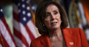 Nancy Pelosi Accuses Republicans of Murdering George Floyd