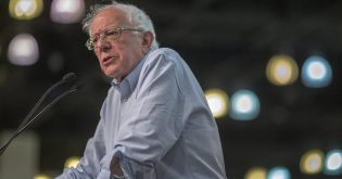 Bernie Sanders Proposes Doubling Federal Spending, Would Require Significant Tax Increases on the Middle Class
