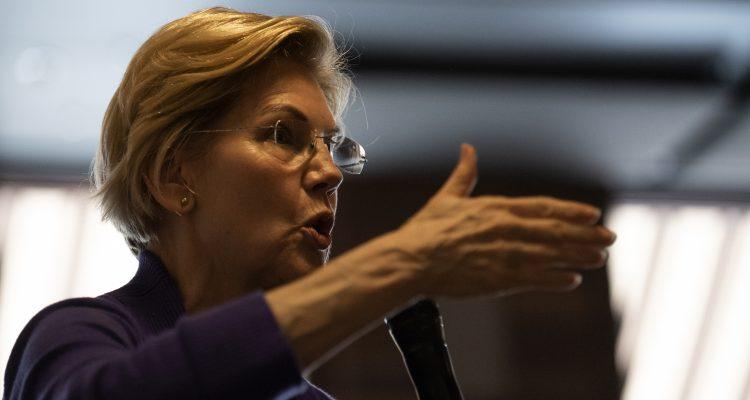 Politico: Trump campaign zeroes in on a new threat: Elizabeth Warren