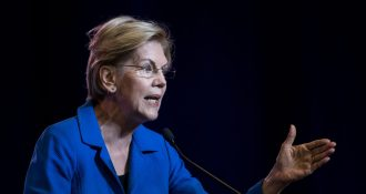 Police Unions Denounce Elizabeth Warren's 'Reckless' Anti-Police Rhetoric
