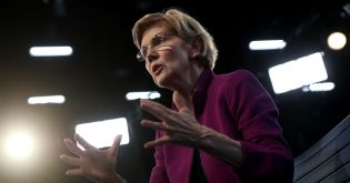 Elizabeth Warren Loses Momentum as Her Plans Face Scrutiny