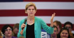 Elizabeth Warren Caught Lying to School Choice Advocates at Campaign Event