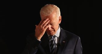 Joe Biden Had a No Good, Very Bad Night at the Democrat Debate
