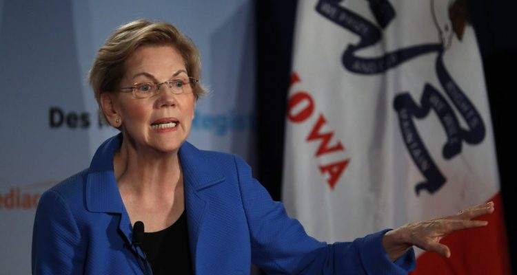 Elizabeth Warren Drawing Criticism from Left and Right on Unrealistic Medicare for All Plan