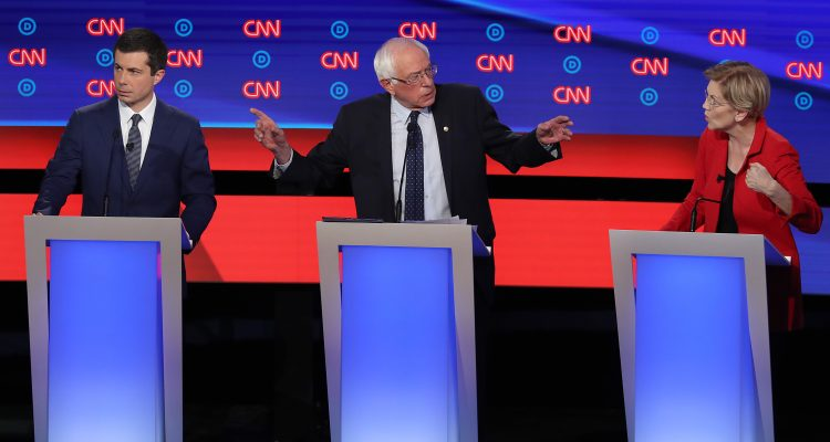 Democrats Spend Debate Endorsing Open Borders, Socialized Medicine, and Free College