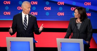 New Biden-Harris Ticket Gives Press the Silent Treatment
