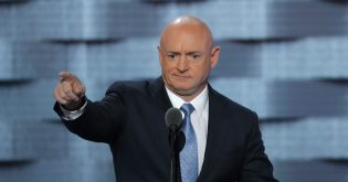 Mark Kelly Rakes in Millions of Dollars from Paid Speeches to Corporate Interests