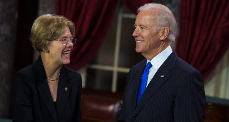 Joe Biden or Elizabeth Warren? A Lose-Lose is Developing for Democrats in 2020