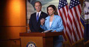 After Claims of an 'Imminent Threat' to Democracy, Democrats Opt to Play Political Games on Impeachment