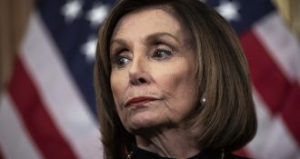 Nancy Pelosi Exploits the Coronavirus Crisis for Political Gain