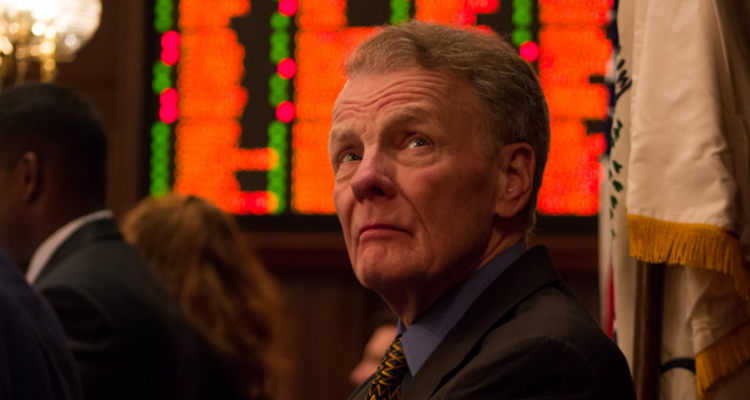 Mike Madigan's Capitol Office Raided by State Police