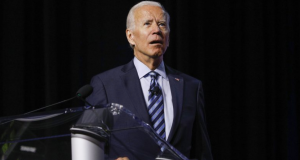 AP FACT CHECK: Joe Biden and His Shifting Goalposts on Schools