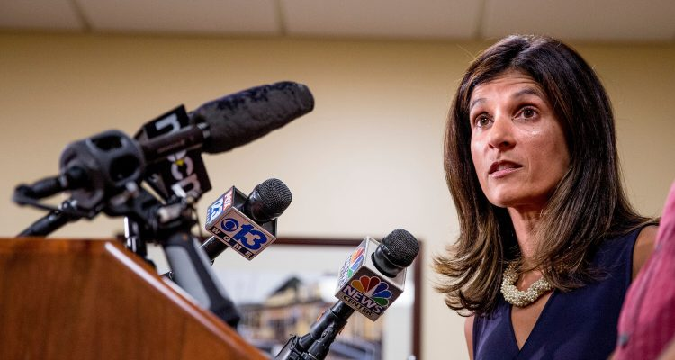 Democrat Sara Gideon's Senate Campaign Engulfed by Scandal