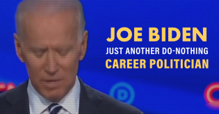 America Rising PAC Launches New Web Video Exposing Joe Biden as the Ultimate Career Politician