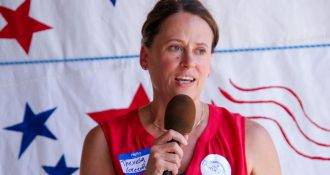Theresa Greenfield Thinks Iowa Voters Will Forget She Evicted Small Businesses