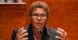 Democrat Congresswoman Karen Bass Helped Build Fidel Castro's Cuba