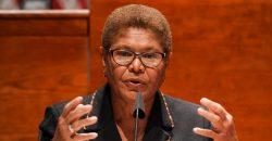 Democrat Congresswoman Karen Bass Helped Build Fidel Castro's Cuba