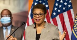 Potential Biden VP Karen Bass Has Ties to Anti-Semitic 'Nation of Islam' Organization