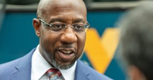 Raphael Warnock Repeatedly Dodges Court Packing Question