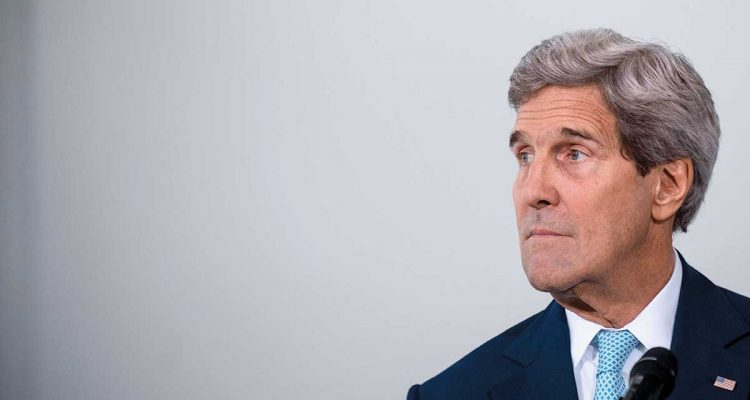 John Kerry Awarded With 'Two Pinocchios' for Misleading Climate Claim