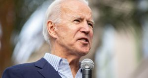 Biden Loses His Temper with a CNN Reporter During Press Conference